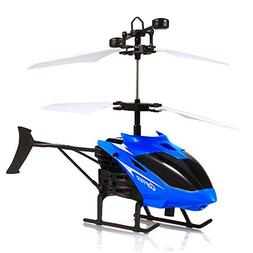 Gotian USB Charging RC Mini Flying Infraed Induction Helicop
