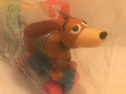 Vintage 1999 Toy Story 2 Toy From Mcdonald's # 4 Slinky Do
