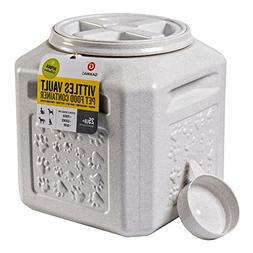 Gamma2 Vittles Vault Outback 25 lb Airtight Pet Food Storage