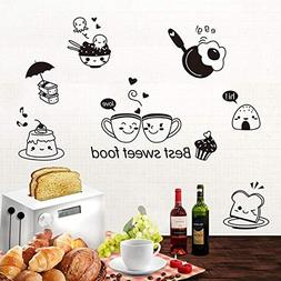 Wall Stickers - Pvc Wall Decals Family Stickers Mural Art Ho