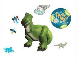 Wallables Disney Toy Story dinosaur REX 3D Wall Decor includ