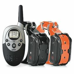 waterproof rechargeable remote training dog