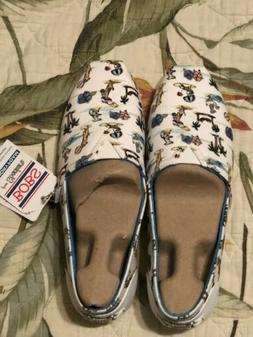 Women's NWT BOBS FOR DOGS Skechers with Memory Foam Size 9