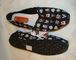 Skechers Women's Shoes Slip On Flats BOBS For DOGS Size 8.5