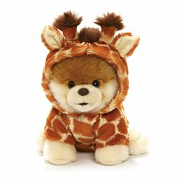 GUND World's Cutest Dog Boo Giraffe Stuffed Animal Plush,
