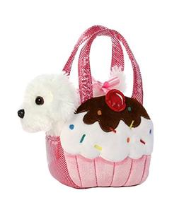 Aurora World Fancy Pals Pet Carrier Sweets Cupcake & Puppy P