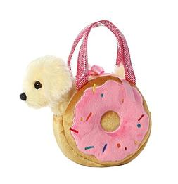 Aurora World Fancy Pals Pet Carrier Yummy Donut & Puppy Plus