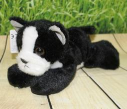 Aurora World Mini Flopsie Plush Toy, Black