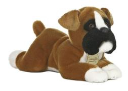world miyoni 11 boxer stuffed dog