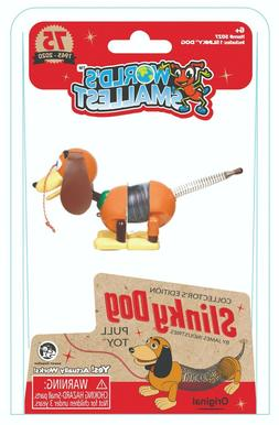 World's Smallest Slinky Dog Collector's Edition Pull Toy by