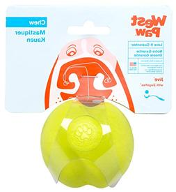 West Paw Zogoflex Jive Durable Nearly Indestructible Dog Bal